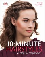 LINKcat Catalog › Details for: 10- minute hairstyles :