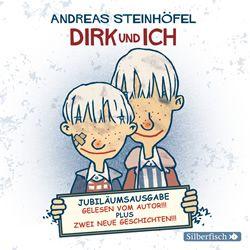 """Andreas Steinhöfel erzählt in """"Dirk und ich"""" Geschichten aus seiner Kindheit. Absolut hörenswert! Hörbuch Rezension von @juliliest"""