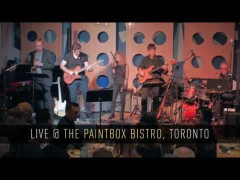 The Galen Weston Band Live @ The Paintbox Bistro 10.23.2015