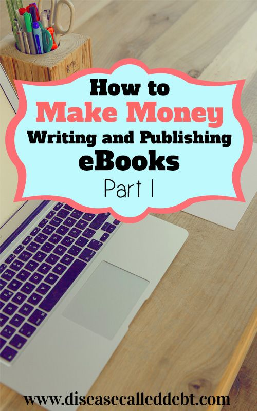 How to make money writing and publishing eBooks Part 1. The first post in this series is on how to actually write an eBook, including what to write about and how much you need to write!