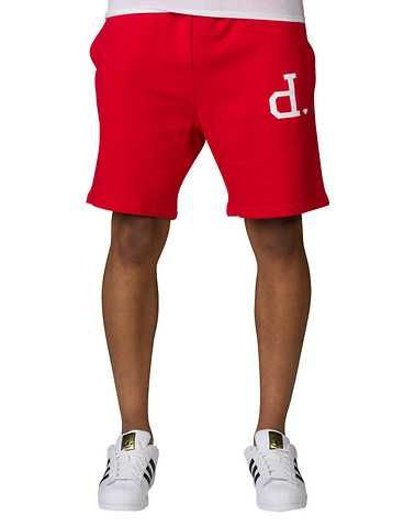 #FashionVault #diamond supply company #Men #Activewear - Check this : DIAMOND SUPPLY COMPANY MENS Red Clothing / Athletic Shorts for $60 USD
