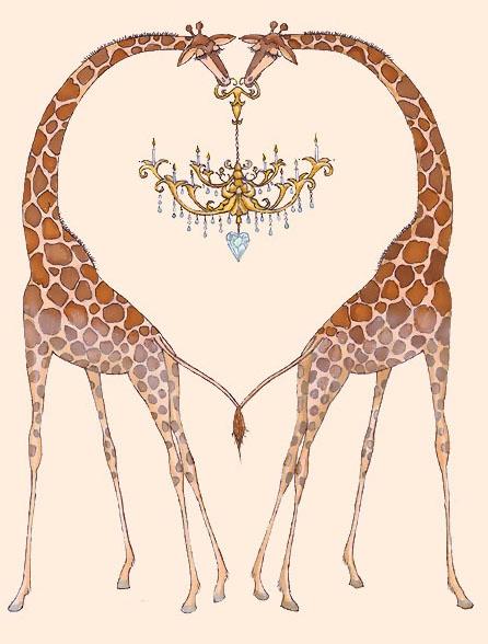 Aninimal Book: 90 best K-12: Giraffe Art images on Pinterest | Giraffe ...