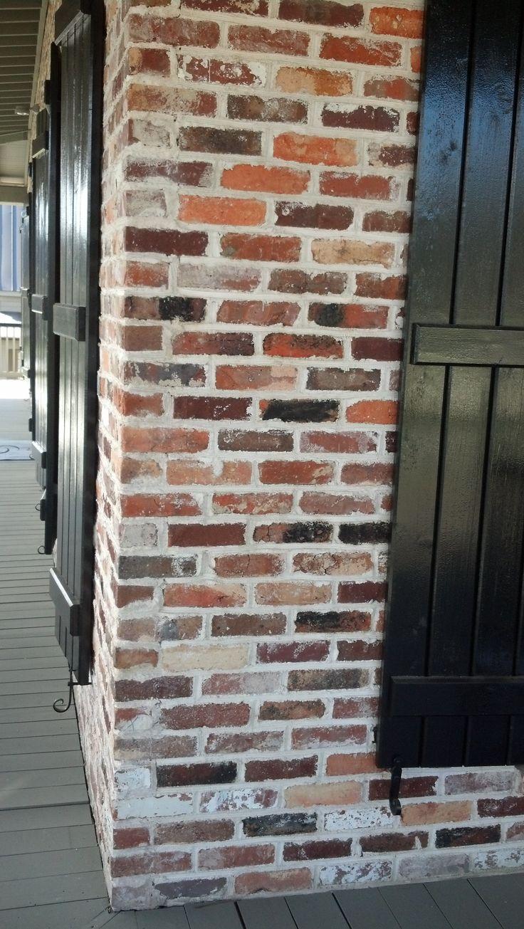 Modern Farmhouse Exterior Colors Bricks