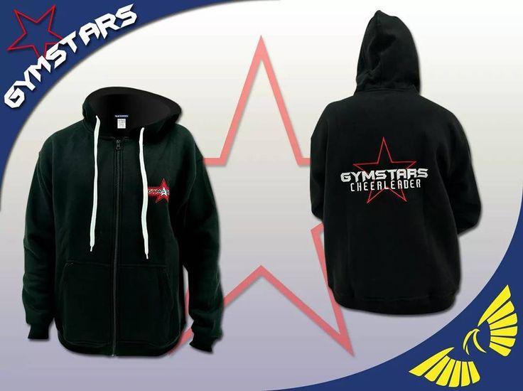 #gymstars_cheerleading #hoodie #embroidery #cheer #cheerleading