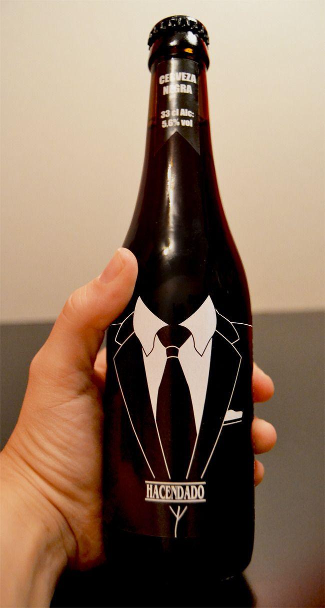 Cerveza Hacendado 9