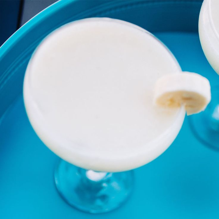 Give classic piña coladas a tropical makeover when you add ripe, sweet bananas and lime. Subtle coconut flavors join in to give you the escape you crave!