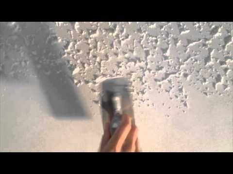 """Декоративная штукатурка своими руками """"Бархатный рельеф"""" - YouTube"""