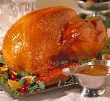 Thanksgiving Turkey Basics - How To Purchase, Thaw, Stuff and Roast  |  whatscookingamerica.net  #turkey #roast #thanksgiving #christmas
