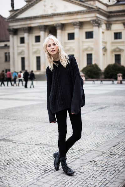 40 Outfits That Prove Berlin Has the Best Street Style | StyleCaster
