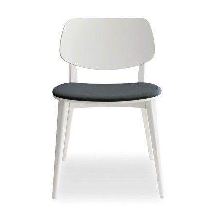 Doll Wood 551 Side Chair