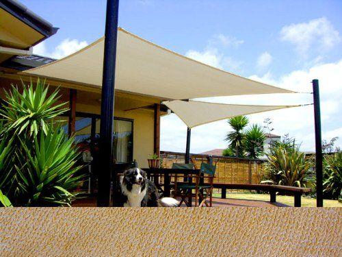 196 besten Sonnensegel Bilder auf Pinterest Sonnensegel, Balkon - 28 ideen fur terrassengestaltung dach