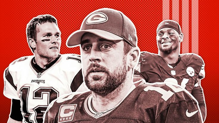 NFL MVP poll: Rodgers, Brady in dead heat for preseason favorite #FansnStars