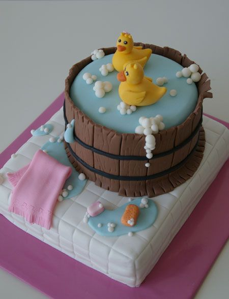 Lots of quirky ideas for fondant work on cakes.. can't read the blog, but the pics are cute ;)