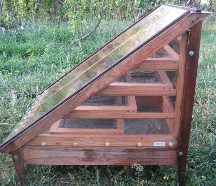 Solar Food Dehydrator | The Adventures of Thrive Farm