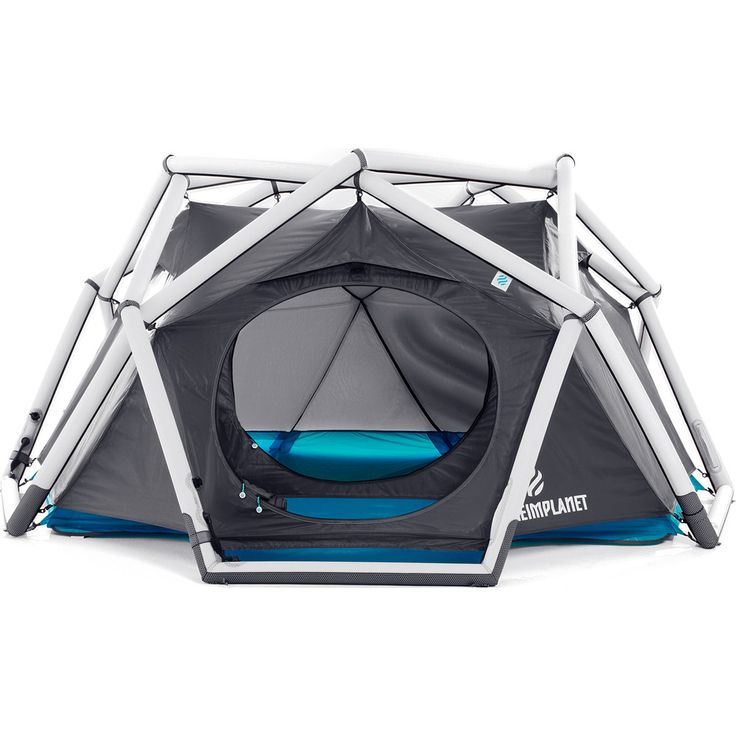 The Heimplanet Cave Tent is a compact 2-3 person tent that comes pre-assembled and quickly inflates to full size and shape. This tent is move-in ready in seconds! At 2.5 kilos its ideal when you're mo