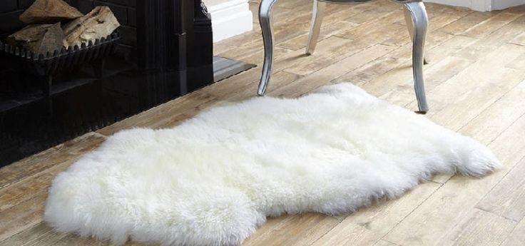 Lambskin Rug lambskin rug Modern Rug Critic Bowron Sheepskin Rug