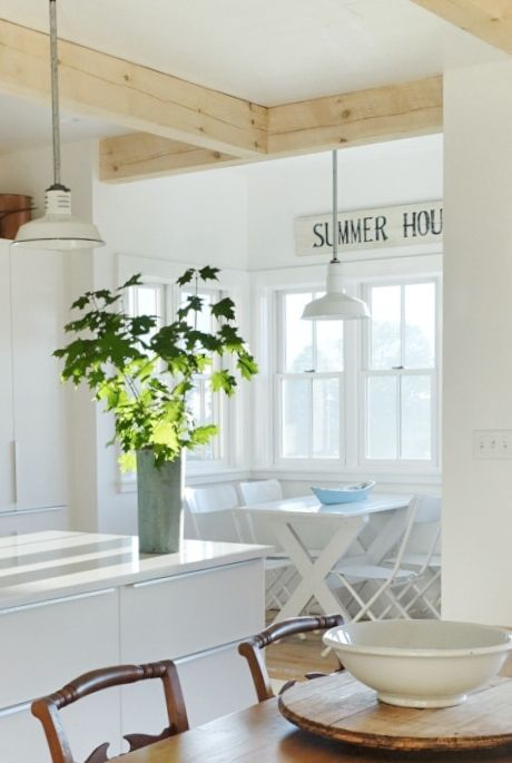 a brilliant breakfast nook – edb designs
