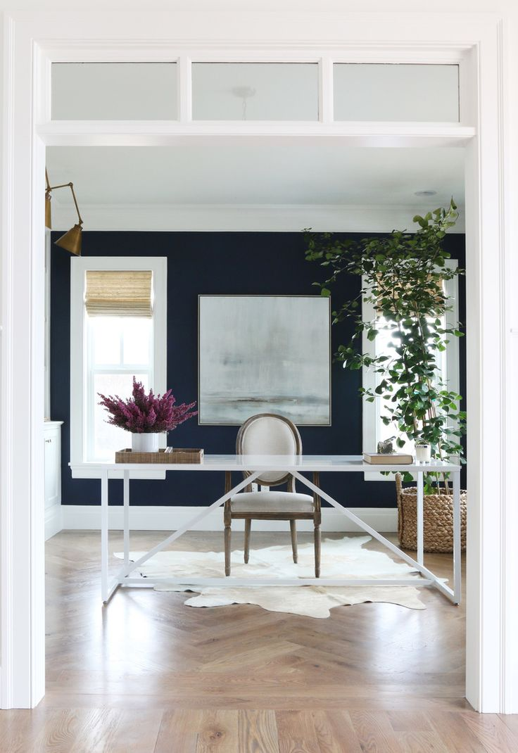 2423 best interior design images on pinterest spaces room interiors painted in benjamin moore deep royal a luxurious shade of deep royal navy blue could this be your new paint color