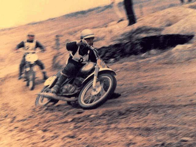 1967年10月 RH250(68モデル)