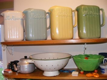 McAlpine Jug Collection - lovely set of 4 in the graduated sizes