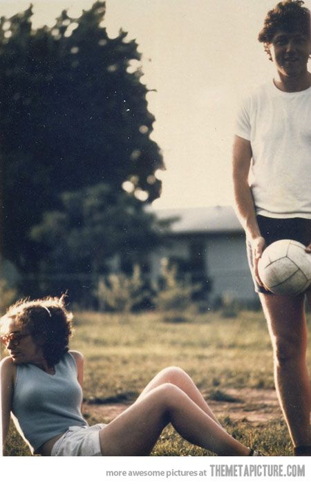 Have a hard time believing this is Bill and Hillary - Bill clutching his ball - maybe, but Hilary looking anything but venomous - never. Description from pinterest.com. I searched for this on bing.com/images