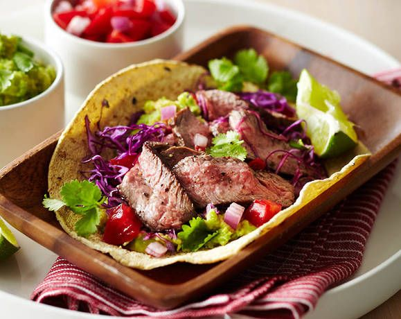 Recipe | Street-Style Beef Tacos