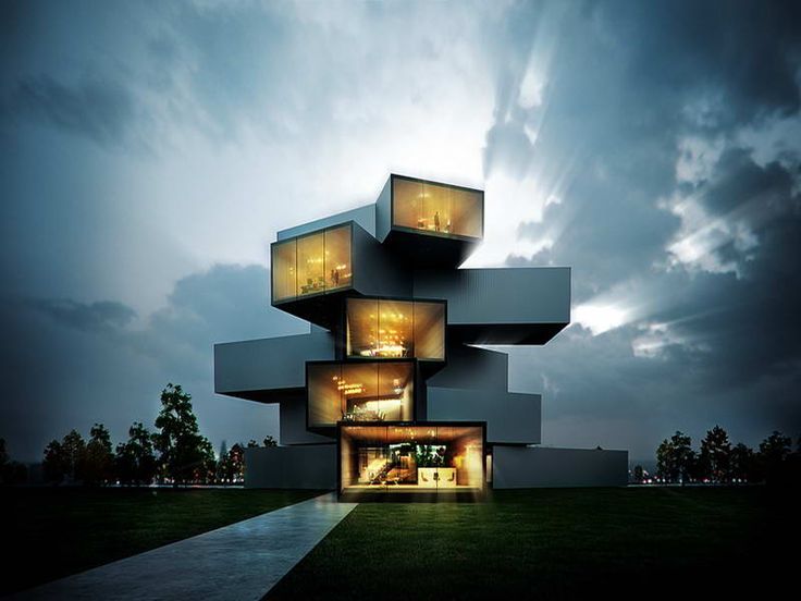 1000+ images about Outrageous and Unique Homes on Pinterest ...