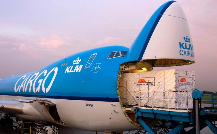 Ik heb iets met vliegtuigen...