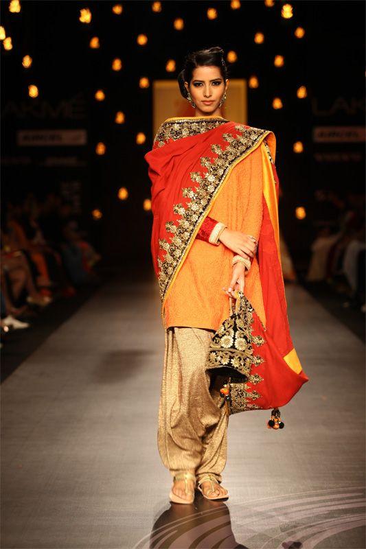 lakm233 fashion week � vikram phadnis lfw sr 2013 indian