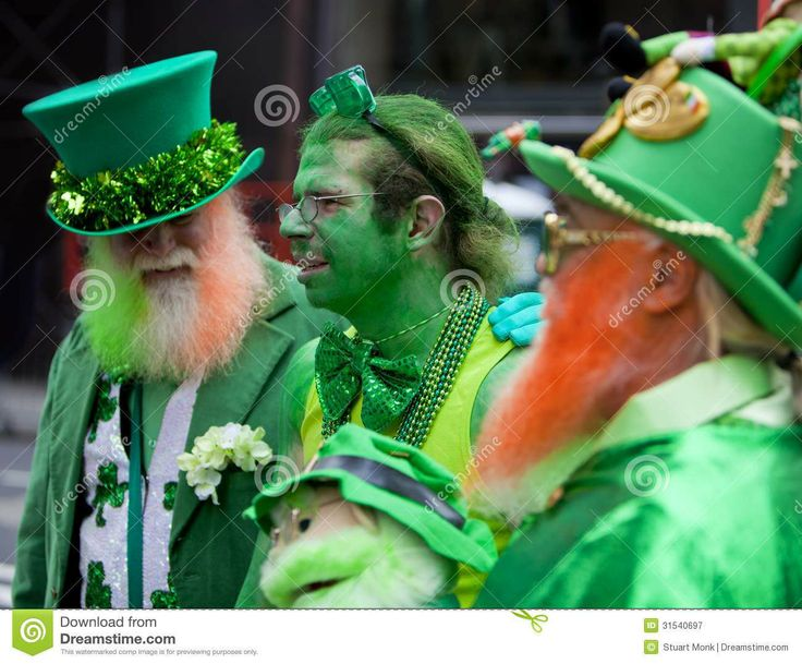 Oldest St Patrick's Day Parade In United States. St Patricks Day Parade New York 2013 Editorial Photography Image