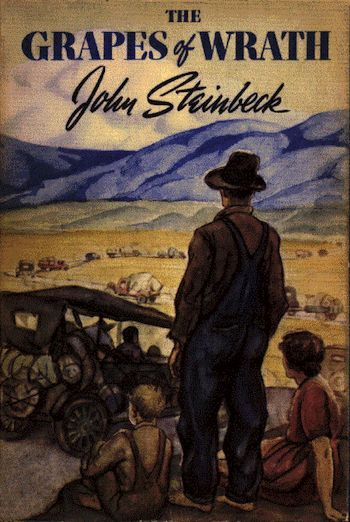 The 100 best novels: No 65 – The Grapes of Wrath by John Steinbeck (1939)
