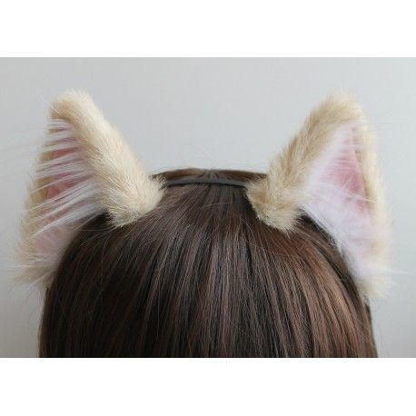 Cosplay Realistic Cat Ears (NEW!!) - Kitten's Playpen