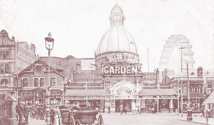324 Best Images About Blackpool On Pinterest Old Photos