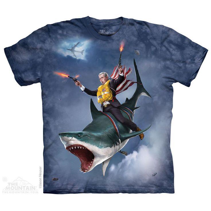 Dubya Shark T-Shirt