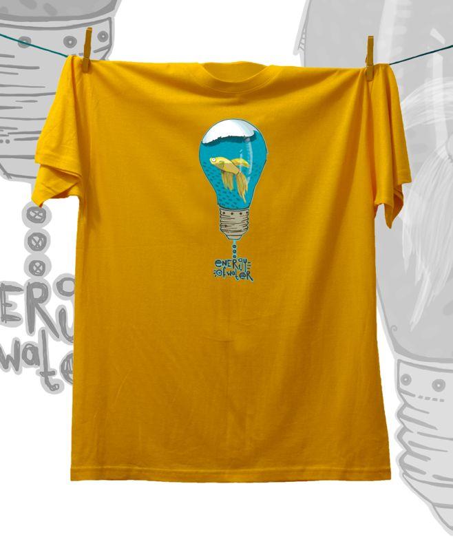 Camiseta ·MXH· Pez bombilla