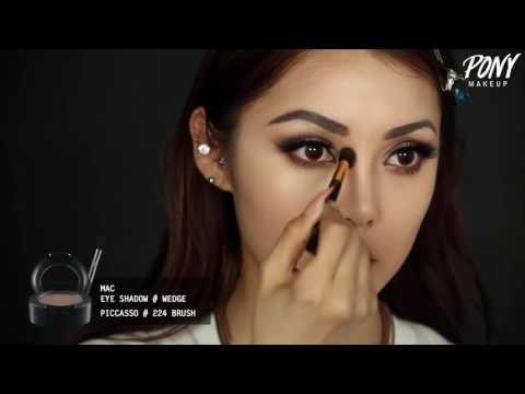 Кореянка красится как Kylie Jenner!!! - YouTube