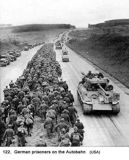 The end of Hitlers Third Reich.