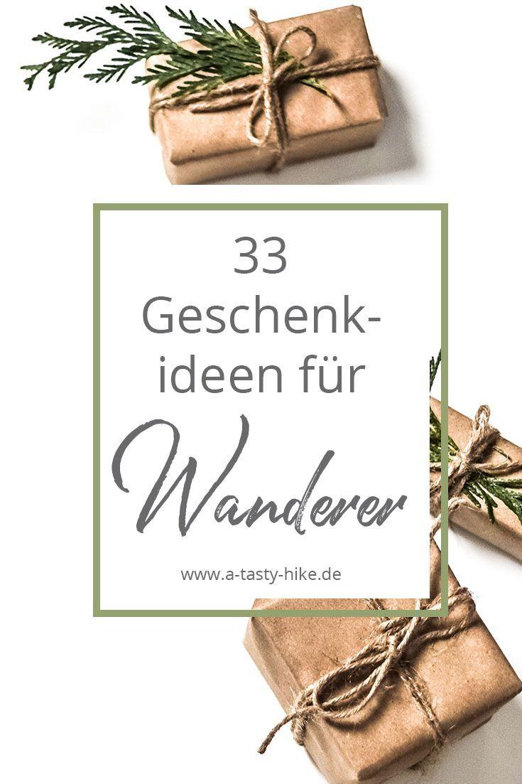 Uber 150 Originelle Geschenke Fur Wanderer 2019 Edition Geschenke Zum Wandern Gutschein Basteln Ausflug Geschenke