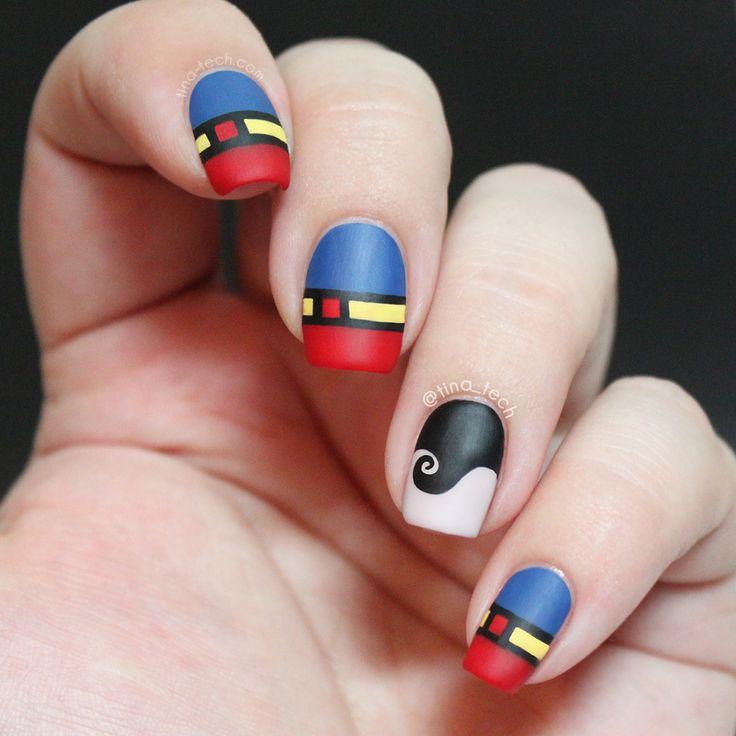 tina_tech #nail #nails #nailart