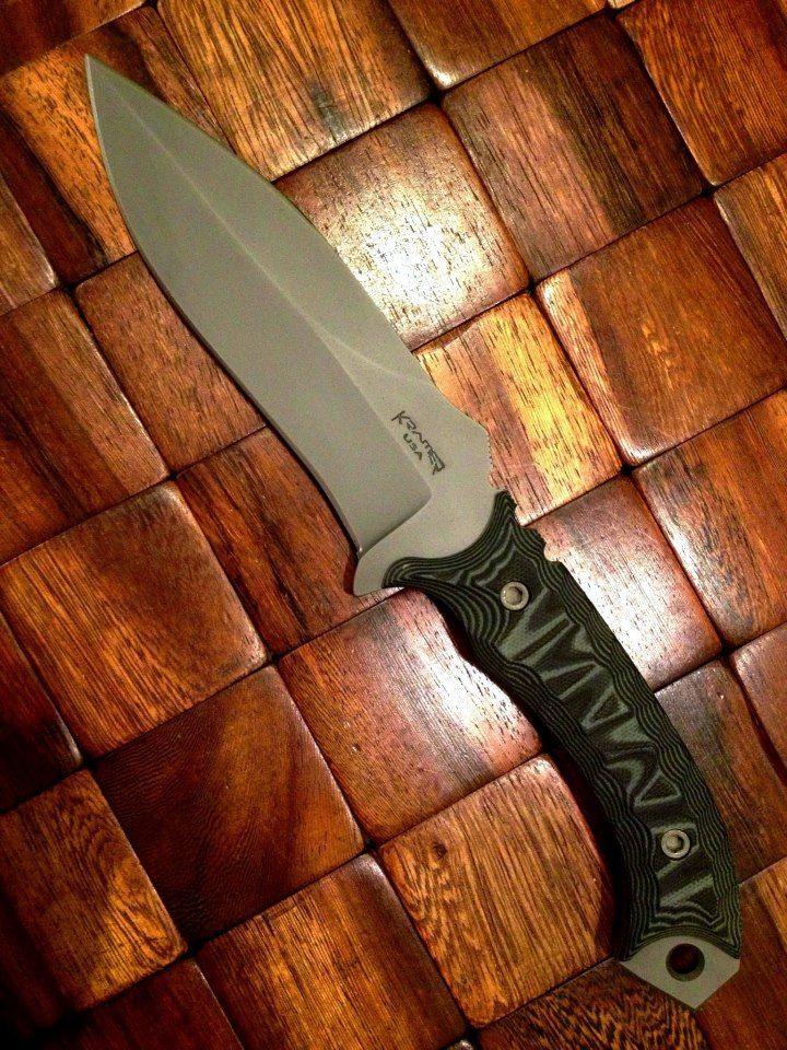 Kramer Custom Knives - adventureideaz.comadventureideaz.com
