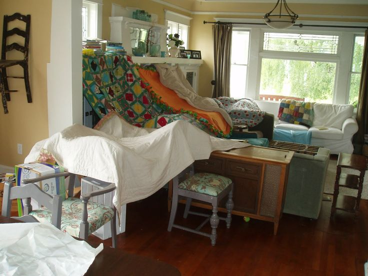 401 Best Blanket And Pillow Forts Images On Pinterest
