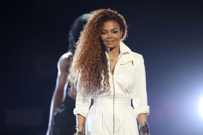Janet Jackson has sparked huge speculation that she may be pregnant.