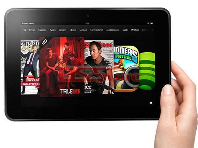 Amazon Kindle Fire HD Tablet PC MID 8.9″ IPS Dual Core 1.5GHz LCD 16 32GB Black WiFi version : Take your entertainment experience to a whole new level with the Amazon Kindle Fire HD 8.9-inch tablet. You can store ample data and multimedia files on the 8/16 GB flash memory of this Amazon tablet. Experience an enhanced performance and an intuitive user interface on this Amazon tablet as it runs on the Amazon Android operating system. What's more, boasting an 8.9-inch HD display with a...