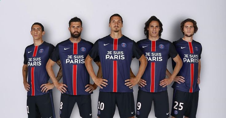 24 NOV: Paris St-Germain players will wear special shirts for their next two games as a tribute to those who died in this month's attacks in the French capital. The shirts will carry the message Je suis Paris (I am Paris). The French champions said they were acting in unison with the vibrant solidarity expressed by the French and international football community. PSG visit Swedish side Malmo in the Champions League on Wednesday before hosting Troyes in Ligue 1 on Saturday. PHOTO: PSG #...