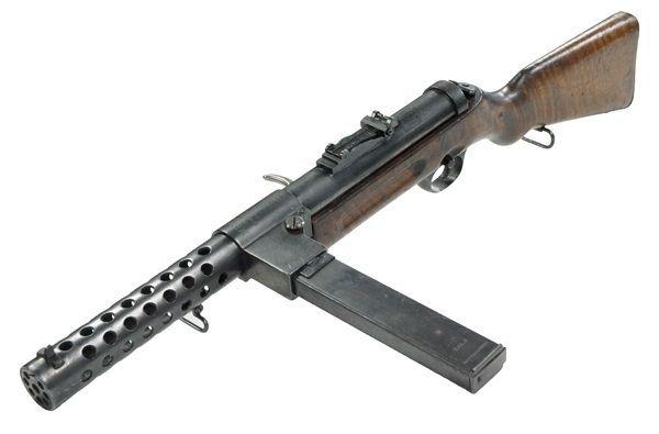 MP28 II Schmeisser - Submachine Guns