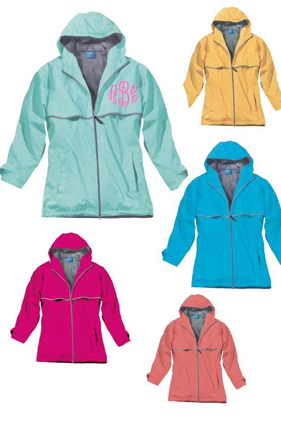 The 25  best Monogram rain jackets ideas on Pinterest | Any rain ...
