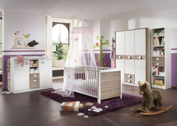 Beautiful Babyzimmer komplett Alpinwei Eiche S gerau Buy now at https