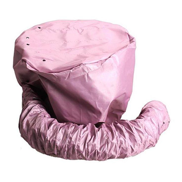 [Visit to Buy] Best Sale Home Portable Drying Hoods Bonnet Attachment Haircare Salon Hair Dryer #Advertisement