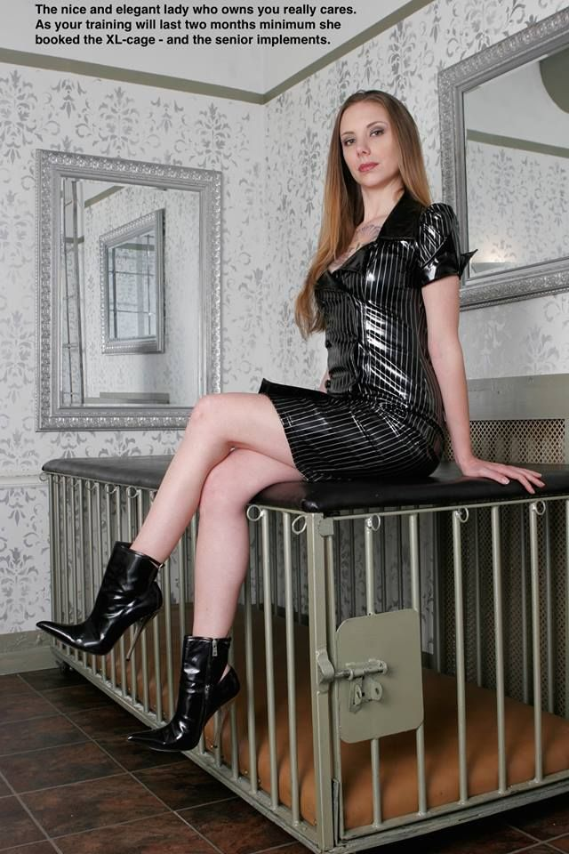 Female domination bdsm library