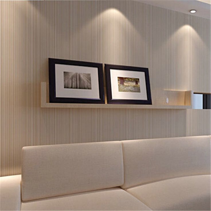 33.60$ Buy Now   Beibehang Modern Minimalist Style Wall Paper Striped Solid  Color Non Woven Part 64